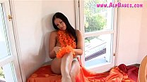 Kia Kina �stunning solo performance pornhub video