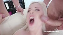 Blonde Bunny gets destroyed - Dap Destination Reload with Anna Ray thumbnail
