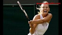 hot poses of Tennis Star | Upskirt Collection