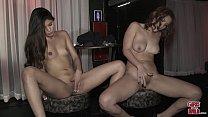 sexy young lesbians enjoying their bff benefits - sister sucking thumbnail