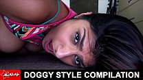 MIA KHALIFA - Doggystyle Compilation Video (Try Not To Bust A Nut) porn thumbnail