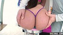 california girls xxx & TRUE ANAL Bootylicious Gia Paige joins us yet again thumbnail