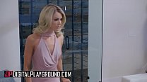 (Adriana Chechik, Emma Hix, Jake Adams) - A Cold Night In December Part 3 - Digital Playground