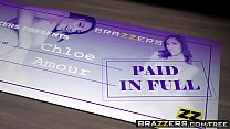 Brazzers - Real Wife Stories - Paid In Full scene starring Chloe Amour and Keiran Lee thumbnail