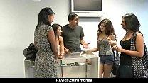 Porn Casting Teen for Money 8 thumb