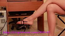 Feetinception - Hot Secreaty Dominatrix