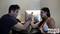 Arm Wrestling for Anal PEGGING LANCE HART ALEXI... Thumbnail
