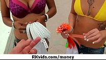 Money Talks - Sexy girl fucking 3