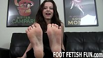 I love driving foot fetish freaks crazy's Thumb