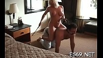 Female domination can begin