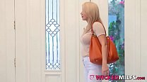 Raunchy Stepmom Provides Sex Practice To Her Shy Son Preview