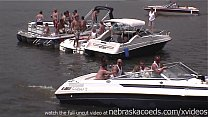 barbie doll college girls getting naked on my boat preview image