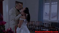 Sub bride punished at the wedding Vorschaubild