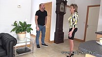 Spanish Fly In Lady Sonia's Tea Gets Her Horny As Fuck video