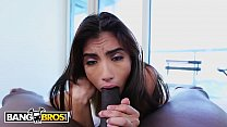 Latina Michelle Martinez Gets Pussy Pounded With Black Cock, Son Seduced thumbnail