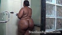 BrazilianBigButts.com huge bbw booty being obse...