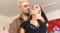 12169 Brunette Gets Pounded On The Couch preview