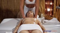 Massage Rooms Dominica Phoenix and Shalina Devine oily 69 and tribbing