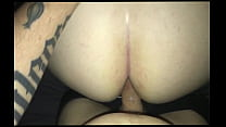 huge white local booty bbw - doggy