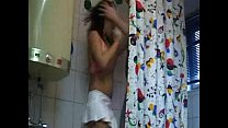 Girl Get Fucked In The Shower