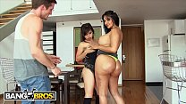 BANGBROS - Big Colombian Asses Threesome With Cielo and Yenny Contreras - 1 of 3 video