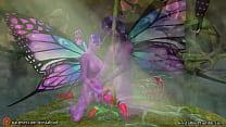 dickgirl-butterfly fuck flower Vorschaubild