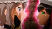 Anime lesbian slave