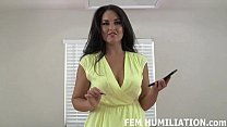 Have you been trying on my panties pornhub video