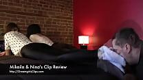 Mikaila & Nina's Clip Review - www.clips4sale.com/8983/15877664b