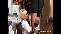 Blonde german mom and son fucked Vorschaubild