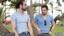 Men.com - (Griffin Barrows, Roman Cage) - Partners Part 3 - Drill My Hole