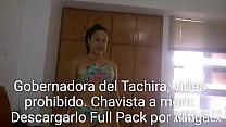 Venezolana, Gobernadora del tachira y su video ...