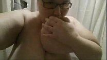 Mandy f from kansas met her on chatimity showing me those tits's Thumb