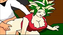 Dragon ball super kefla get sfuck