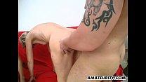 Amateur threesome with 2 nasty mature housewives Vorschaubild