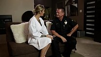 A cop shows up at the nuru massage spa! - Kleio...