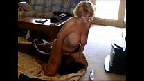 Mature Wife Rides Her Black Boyfriend's Face