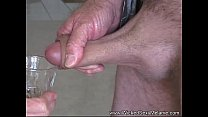 Cum Drinking Super Amateur GILF Thumbnail