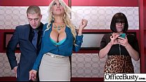 (Bridgette B) Sexy Big Tits Office Girl Love Hard Sex clip-05 Thumbnail
