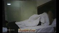 Cặp đôi thịt nhau tại khách sạn, chân dài tới háng thumbnail