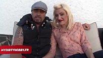 MyDirtyHobby France - Son Rêve : Passer À La Tv, Chatte Écartée ! pornhub video