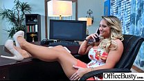 Sex Scene In Office With Slut Hot Busty Girl (Cali Carter) video-26 thumbnail