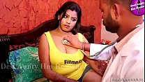 desimasala.co  - Tharki doctor cheating romance with big boob aunty (huge boobs show) pornhub video
