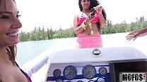 Teens Ride the Party Boat video starring Eva Saldana - Mofos.com Vorschaubild