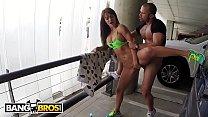 BANGBROS - Filthy Spanish Nympho Franceska Jaimes Gets Fucked In Public Airport Garage! thumbnail