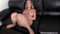 Big Tits MILF Fucked In The Ass on Casting Couch Image