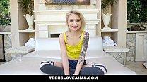 TeensLoveAnal - Anal Princess Dakota Skye Fucked By Huge Cock thumbnail