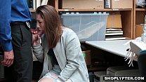 Shoplyfter - Cute Teen Fucks Her Way Out Of Tro... Thumbnail