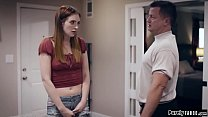 Pregnant teen fucks her bfs dad for help • {sexse} thumbnail