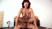 Wanda Lynn - redhead czech older mature loves to fuck young cock